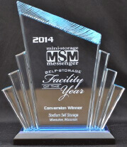 MSM Facility of the Year Award